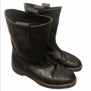 Vintage Rare Doc Martens Leather Womens 8 Mens 6